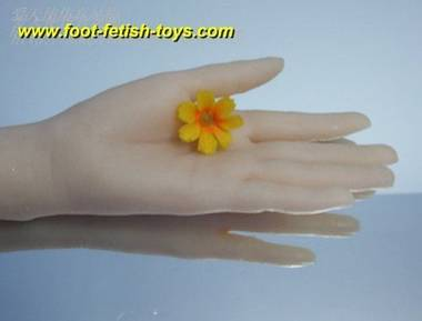 silicone Hand model