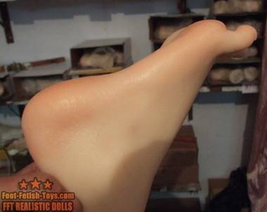 sex foot fetish toy