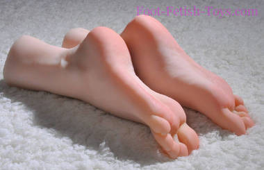 silicone Foot fetish products