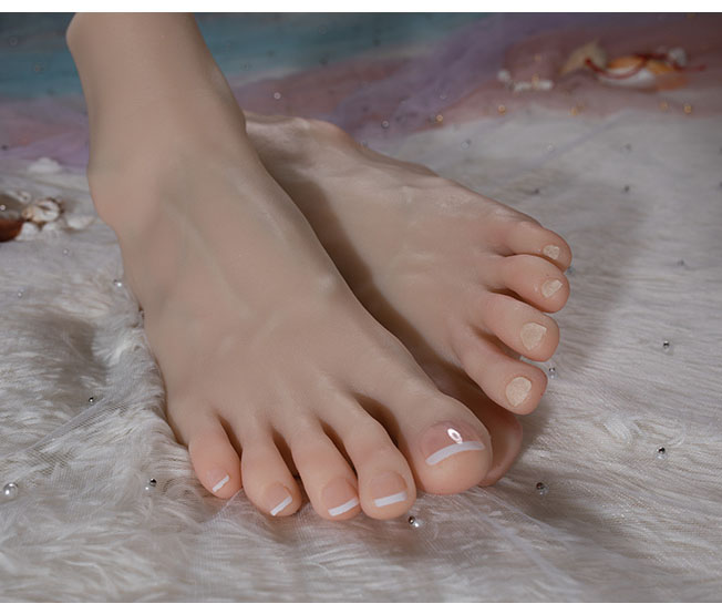 upgraded girl feet sex toy