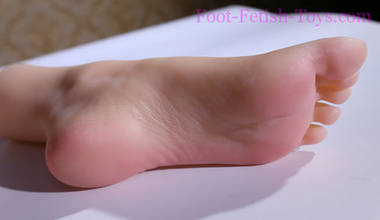 silicone Foot worship tool
