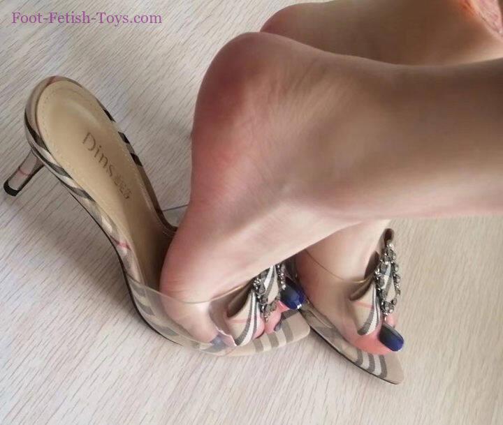 cute girl feet toys