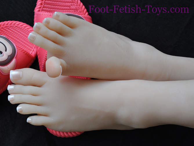 fetish toy toe bones