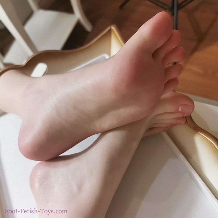 foot fetish professional doll