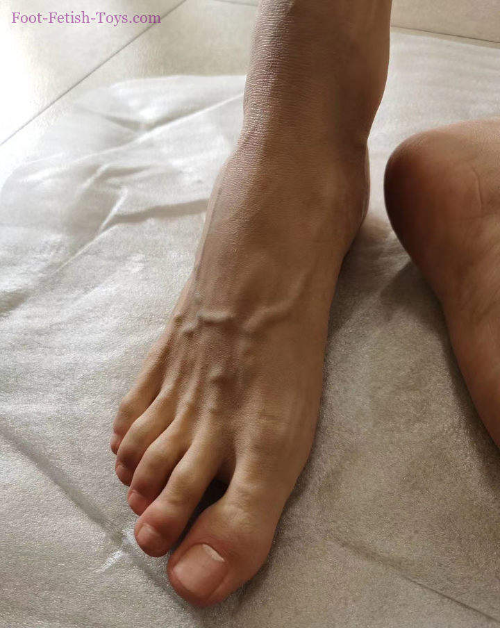 handsome boy Feet worship