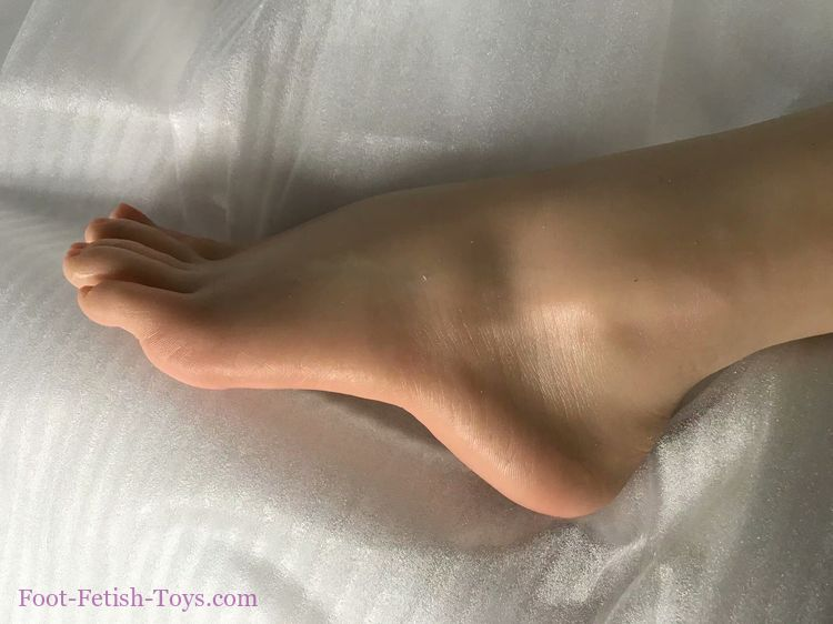 sexy feet worship toy