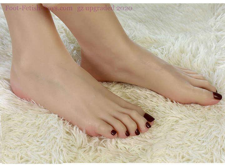 foot femdom toy
