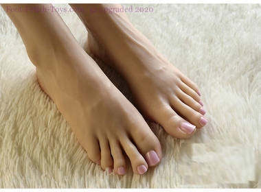 silicone silicone foot toys