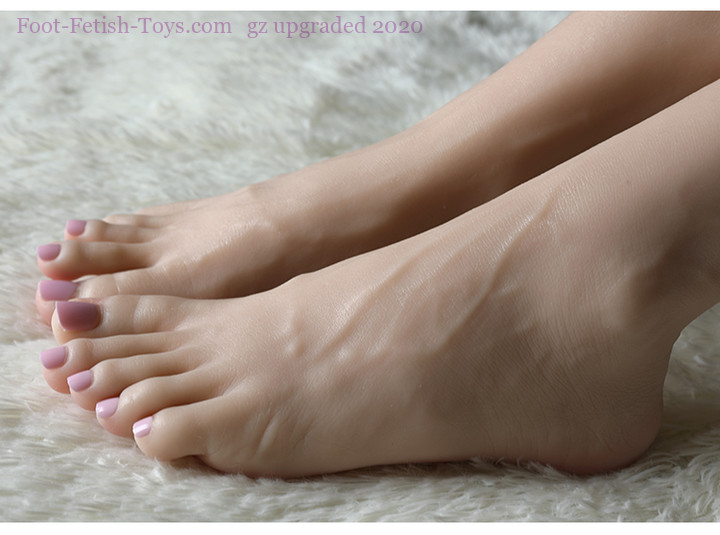 silicone foot toys toys