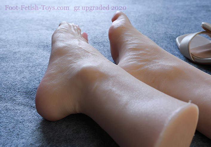 silicone foot toys