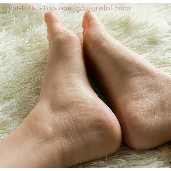 Feet worship toy