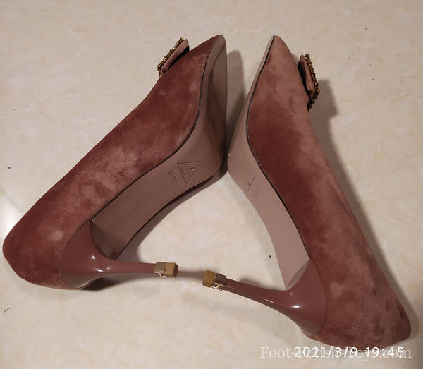 used pumps shoes